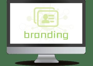 Web designer branding