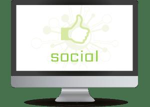 Web designer social marketing